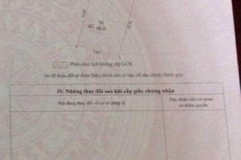 Bán nhà view Hồ Ba Mẫu - Đống Đa 118m2, MT 7,9m, giá 18,5 tỷ có TL