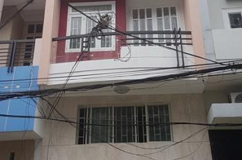 Cho thuê nhà hẻm xe tải đường Lê Văn Sỹ, Q. 3, nhà mới đẹp