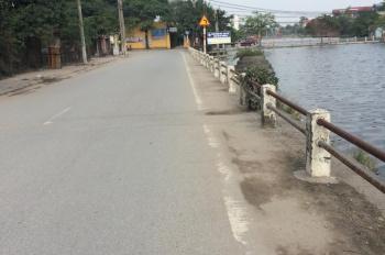 100m2 Ngọc Động, Đa Tốn, Gia Lâm, HN, có 2 mặt đường đều 4m - chia được, giá 35tr/m2 0362247521
