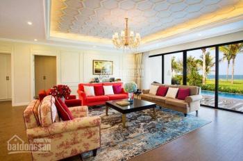 Tôi Trà bán cắt lỗ 2 căn biệt thự Vinpearl Nha Trang view biển, LH: 0903403079