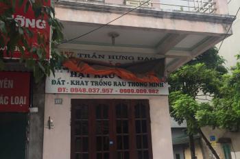 Bán nhà chính chủ 3 mặt tiền ngõ chợ Trần Hưng Đạo - Lê Anh Xuân Phủ Lý Hà Nam lh: 0946956228