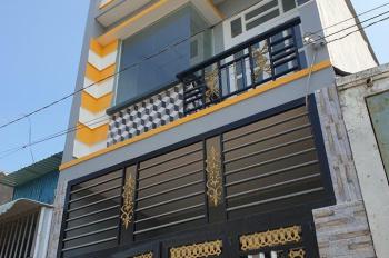 Bán nhà hẻm 246 Đồng Đen F10 Tân Bình. Nơi lý tưởng an cư, 3,8 x 18m đổ 1 tấm, 8m thông Hồng Lạc