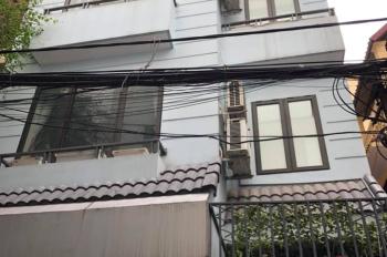 Bán nhà 5 tầng, 55m2, MP Nguyễn Khang KD, làm VP tốt. Giá 10.5 tỷ