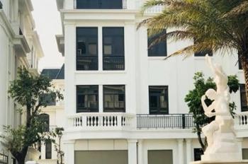 Bán biệt thự liền kề 87,5m2 xây dựng 4,5 tầng trung tâm TP Thanh Hóa