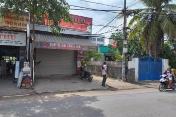 Nhà Hóc Môn, mặt tiền kinh doanh Trần Văn Mười, 100m2, SHR