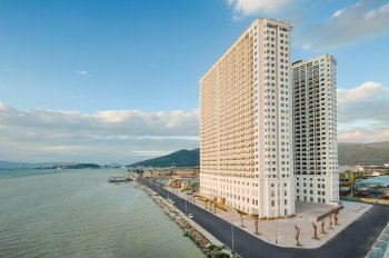 Da Nang Golden Bay, căn hộ dát vàng 24k duy nhất tại Đà Nẵng, giá chỉ 1,4 tỷ
