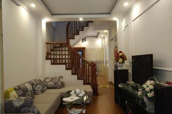 Bán nhà cực đẹp ngõ 52 Yên Lạc, Vĩnh Tuy, ngõ rộng. DT 38m2 xây 4 tầng, giá 3,1 tỷ