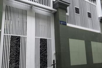 Nhà 3,6x9m, 2 lầu 3PN, 3WC, hẻm 2,5m 453 Lê Văn Sỹ, P12, Q3, gần nhà thờ Vườn Xoài 4,55 tỷ