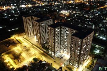 Bán căn hộ ở liền phường 16, quận 8, 2PN, 2WC, ban công đông nam, 1.7 tỷ