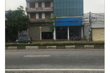 Cần cho thuê hoặc bán nhà phố 3,5 tầng - đường Quốc lộ 1B khu trung tâm thành phố Ninh Bình