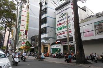 Bán gấp MT (giá tốt) trung tâm Võ Văn Tần - Điện Biên Phủ, Q3, DT 16x18m, XD hầm + 8 tầng, 65 tỷ
