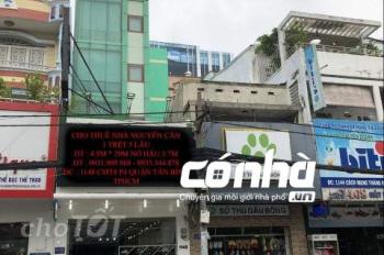 Nhà khu chuyên thời trang nhà vị trí đẹp Cách Mạng Tháng 8 phường 5, Tân Bình. 5x20m - BĐS Có Nhà