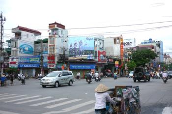 Bán nhà 2 tầng mặt đường Tôn Đức Thắng, DT 76m2, đất vuông vắn, gần chợ An Dương