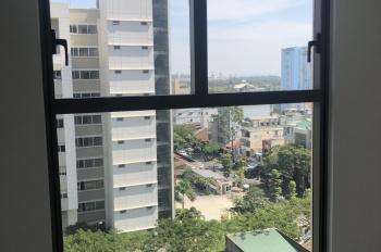 Cho thuê văn phòng tại Saigon Royal Quận 4, giá 18 triệu/tháng, diện tích 50m2, tầng cao view đẹp