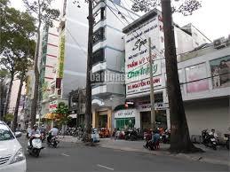Cho thuê nhà mặt tiền đường Võ Văn Tần, trệt, 7 lầu, trống suốt, DTSD: 4.2 x 32m, giá 80 tr/th