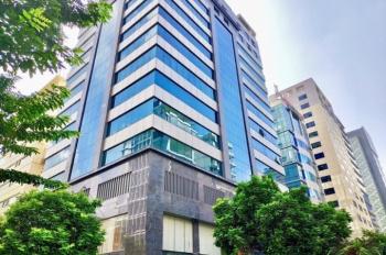 Cho thuê văn phòng tòa nhà HL Tower phố Duy Tân, Cầu Giấy. DT 105m2 - 300m2, giá cực tốt