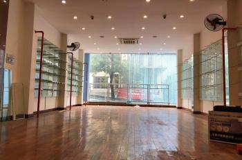 Cần cho thuê gấp mặt phố Tô Hiệu, Cầu Giấy, Hà Nội. DTSD 120m2, 2 tầng, giá cho thuê 35tr/ tháng