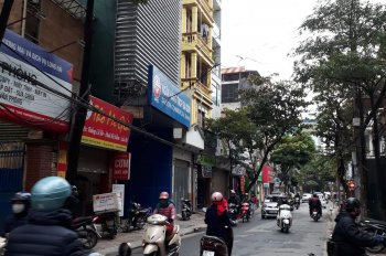 Bán đất mặt phố Nguyễn Đổng Chi, DT 155m2, MT 6.5m, vị trí KD, buôn bán, sầm uất. Giá 15 tỷ TL