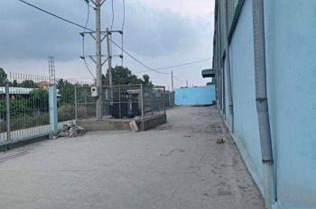 Cho thuê kho xưởng khuôn viên 3.050m2 đường Hồ Văn Long, Bình Tân