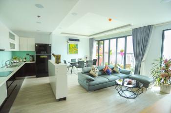 Căn hộ 2 phòng ngủ 91m2, nội thất cao cấp, nhận nhà ở ngay. LH: 09323.10.323