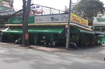 Căn góc 2 mặt tiền đường Vườn Lài, diện tích 7.5x20m
