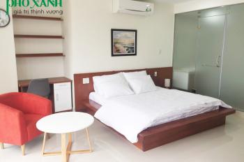 Cho thuê căn cao cấp Hải Phòng, full nội thất 1PN, 45m2 Trần Quang Khải, LH: 0369453475