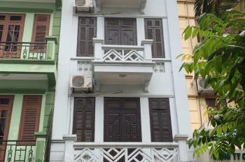 Cho thuê nhà mặt phố Trung Yên 9 DT 60m2 x 4 tầng, MT gần 5m, thông sàn. Giá 25tr/th, 0976.075.019