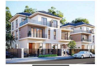 Novaland - Palm City Q9 - Nhà phố biệt thự View sông - Giá từ 8tỷ5, 1 trệt 2 lầu PKD CĐT 0902908009