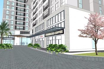 Cho thuê sàn thương mại làm văn phòng 200m2 tại chung cư Mỹ Đình Pearl giá thương lượng