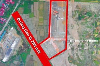 Mua ngay - dự án đất nền Palado Vạn An, trực tiếp chủ đầu tư, ngã 6 mới TP Bắc Ninh, từ 2 tỷ/lô