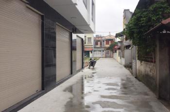 Bán nhà đẹp 4 tầng đẹp ngõ 5m, ô tô vào nhà, đường Máng, An Đồng, An Dương, Hải Phòng