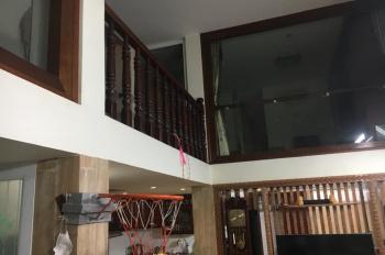 Cho thuê nhanh nhà 5 tầng x 75m2, mặt tiền 7m cực đẹp phố Chính Kinh