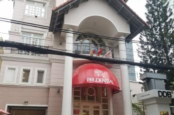 Bán nhà MT Q1, phố Yersin, gần góc Nguyễn Thái Bình. DT 138.6m2(nở hậu 9.5m), giá 44 tỷ. 0946660679