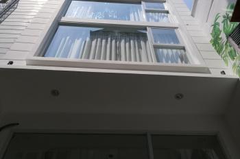 Nhà căn hộ dịch vụ hợp đồng thuê khoán 70tr/th 5L ST chỉ 14 tỷ hẻm 4m Cao Thắng, Q3. LH 0938226569