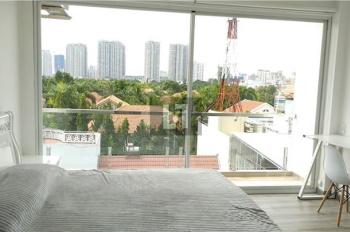 Bán toà nhà căn hộ dịch vụ phường Thảo Điền, Quận 2, diện tích SXD 420m2, giá bán 25 tỷ-0989793399