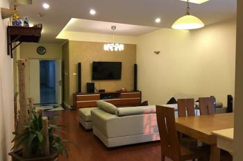 Bán căn hộ chung cư 133m2, 3PN tòa M5 Nguyễn Chí Thanh, 28,5 triệu/m2, 0904760444