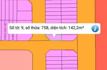 Bán gấp lô góc mặt tiền đường trung tâm huyện Trảng Bom, SHR, thổ cư 100%, LH: 0979617882