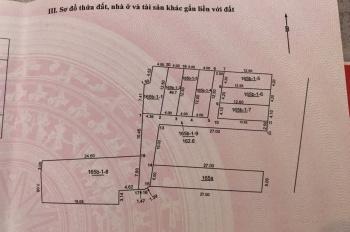 Bán đất thôn Lộc Hà, xã Mai Lâm, Động Anh, Hà Nội, đã có sổ đỏ. LH: 0915211180