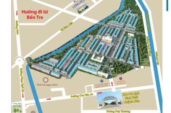 Mua nhà chỉ cần thanh toán 198 triệu tại TP Trà Vinh