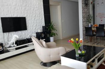 Cho thuê căn hộ Làng Việt Kiều Châu Âu Euroland, 161m2, 3 PN, full đồ 10 tr/tháng vào ở ngay