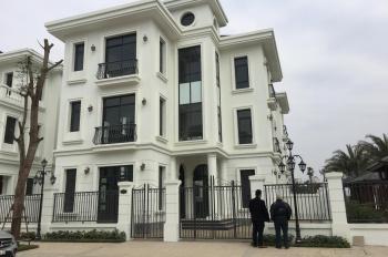 Bán lại lô Biệt thự song lập Vinhomes Green Bay Mễ Trì. MT 8m. DT 180m2. Giá 35 tỷ bao tên sổ đỏ