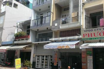 Chính chủ bán nhà 2MT HXH 521 đường CMT8, 5 x 18m, nhà 2 lầu đẹp lung linh. Giá 9.3 tỷ