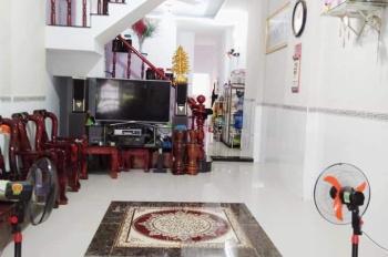 Nhà bán đường nhựa thông, nhà nằm cách đường Đỗ Tấn Phong 50m, tại Dĩ An