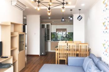 Giá tốt bán căn hộ Tản Đà Court, quận 5, giá 4.2 tỷ, 100m2, 3PN, 2WC, đối diện là hồ bơi