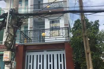 Bán nhà mặt tiền Quận 8 diện tích 37,5m có 2 lầu, 4 phòng ngủ, sân thượng đường Lưu Hữu Phước, P15