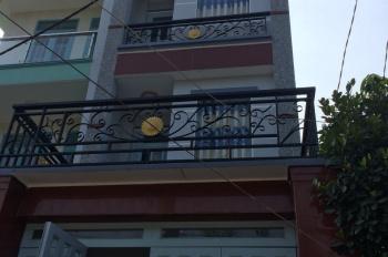 Nhà MT kinh doanh Lưu Hữu Phước, Q.8, 4 tầng