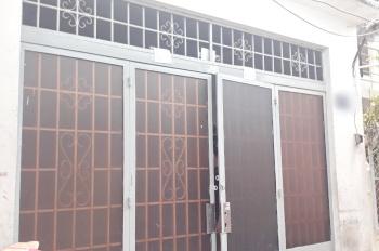 Bán nhà hẻm 219 đường Dương Bá Trạc, phường 1, quận 8