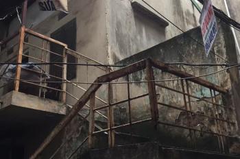 Bán nhà lô góc 2 mặt ngõ KD tốt ngõ Chợ Khâm Thiên, Xã Đàn, 34/40m2, MT: 5m, 2 tỷ 0961059389