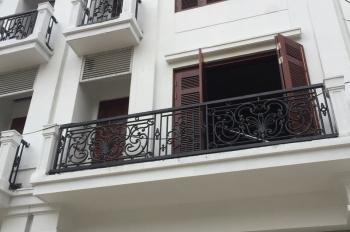 Cho thuê nhà Vinhomes Hàm Nghi, Cầu Giấy, Hà Nội, DT 100 m2*5 tầng, MT 6,5m. Giá 50 tr/th