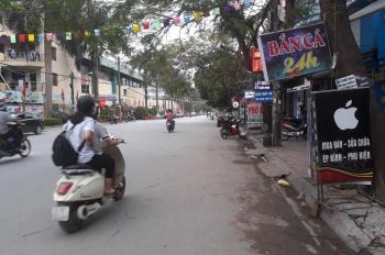 Bán nhà mặt đường Quán Nam, kinh doanh buôn bán tốt